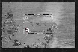 BRITISH VIRGIN ISLANDS 2009 FLEET AIR ARM CENTENARY MS HMS ILLUSTRIUOS  MNH - British Virgin Islands