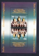 Francobolli San Marino 1994 - Nuovi - Foglietto - San Marino