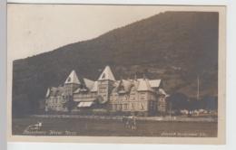 (110920) AK Voss, Fleischers Hotel, 1920er - Norvège