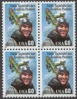 United States Eddie Rickenbacker Block Mnh 1996 - Vereinigte Staaten