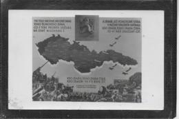 AK 0494  Krieggeschichte CSR Um 1938 - Feldpost Um 1939 - Guerre 1939-45