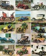 Lot D'images Publistar : Automobiles Pionnères - Other