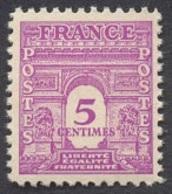 France N°620  Neuf ** 1944 - France