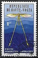 HAUTE VOLTA   -   1966.    Y&T N° 160 Oblitéré.   Moustique - Alto Volta (1958-1984)