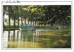 PENICHE - Le Canal Du Midi - Houseboats