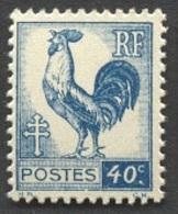 France N°632  Neuf ** 1944 - Francia