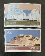MALTE   Europa 1983   N° Y&T  668 Et 669  ** - Malta