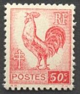 France N°633  Neuf ** 1944 - Francia