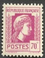 France N°635  Neuf ** 1944 - Francia