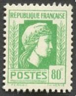 France N°636  Neuf ** 1944 - Francia