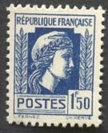 France N°639  Neuf ** 1944 - Francia