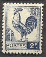 France N°640  Neuf ** 1944 - Francia