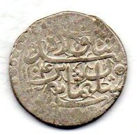 IRAN - TABRIZ, 1 Abbasi, Silver, Year AH 1104 (1686), KM #226 - Iran