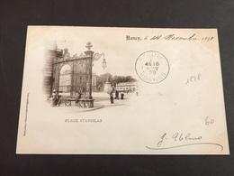 CPA 1898 Nancy Place Stanislas - Nancy