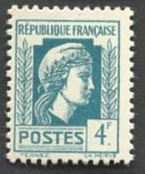 France N°643  Neuf ** 1944 - Francia