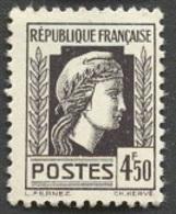 France N°644  Neuf ** 1944 - Francia
