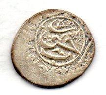 IRAN - SEFAVIDS, 2 Shaahi, Silver, Year AH 1077 (1659) - Iran