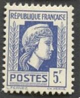 France N°645  Neuf ** 1944 - Francia
