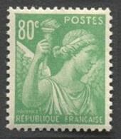 France N°649  Neuf ** 1944 - Francia