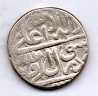 IRAN - ABBASIDS, 4 Shaahi, Silver, Year AH 1054 (1636) - Iran