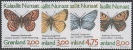 Greenland - #315-18(4) - MNH - Groenland