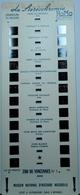 ROMO   : 109  ZOO DE VINCENNES N°1  : MUSÉUM NATIONAL D'HISTOIRE NATURELLE - Stereoscopi