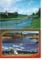 Ljørdalen - Trysil. Norway.  2 Cards.  # 07344 - Norvège
