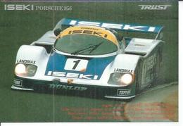 PORSCHE 956  - N° 1 - Sport Automobile