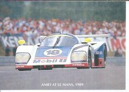 ASTON MARTIN AMR 1 - LE MANS 1989 - Pilote: REDMAN / ROE  - N° 18 - Le Mans