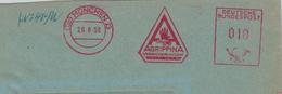 AFS 13b München 1956 - Agrippina Versicherungen Seit 1844 - Organizaciones