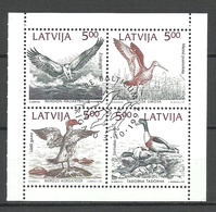 LETTLAND Latvia 1992 Michel 340 - 343 O - Lettland