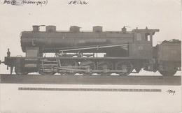 AK Les Locomotives Francaises P. O. 4 1 E Locomotive Machine No 6001 6003 Chemin De Fer Train Paris Orleans - Eisenbahnen