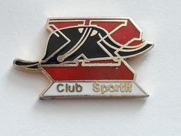 Pin's Club Sportif Ecole Polytechnique - Administración