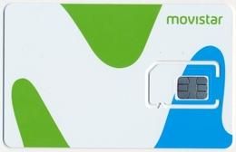 URUGUAY MOVISTAR GSM (SIM) CARD MINT UNUSED - Uruguay