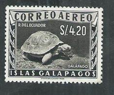 Equateur. Islas Galapagos. Correos Aéro; Tortue; Turtle, Tortuga - Ecuador