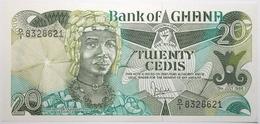Ghana - 20 Cedis - 1986 - PICK 24a.2 - NEUF - Ghana