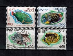 BELGIEN , Belgium - 1968 - ** , MNH , Postfrisch , Mi.Nr.1527 - 1530 - Belgium