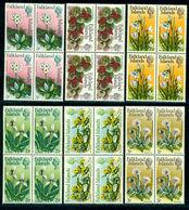 Falkland Isl 1972 Flower,Primula,Iris,Daisy,Orchid,Lavender,Mi.205,MNH,CV=$300 - Pflanzen Und Botanik