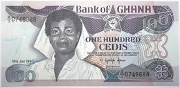 Ghana - 100 Cedis - 1990 - PICK 26b.1 - NEUF - Ghana