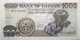 Ghana - 1000 Cedis - 2003 - PICK 32i - NEUF - Ghana