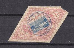 COTE DES SOMALIS 20 OBLITERE--3IEME CHOIX PAS D'AMINCI - Côte Française Des Somalis (1894-1967)