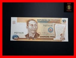 PHILIPPINES 10 Piso P. 169 B   UNC - Filipinas