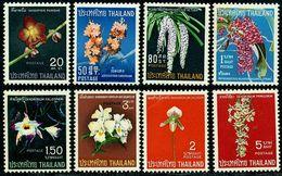 Thailand 1967 Orchids,Orchidee,Orchideen,Orchidea,Flowers,Mi.493,MNH,CV=$140 - Orchideen