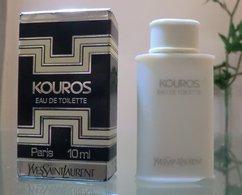 KOUROS - EDT 10 ML De YSL - Miniatures Men's Fragrances (in Box)
