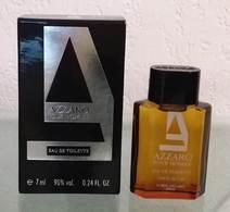 POUR HOMME - EDT 7 ML De LORIS AZZARO - Miniatures Men's Fragrances (in Box)