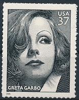 Mi 3981 MNH ** Joint Issue Sweden / Film, Movie, Actress, Greta Garbo 100th Birthday - Woman - Ungebraucht
