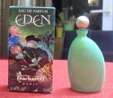 EDEN - EDP 5 ML De CACHAREL - Moderne Miniaturen (ab 1961)