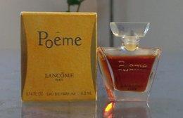 POEME - PARFUM 4 ML De LANCOME - Moderne Miniaturen (ab 1961)