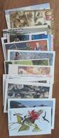 LOT DE 20 CALENDRIERS DE POCHE (OBJETS PUBLICITAIRES) 1959-2006: MONTÉLIMAR- ANCÔNE- CADEROUSSE- ALBERTVILLE- LE TEIL- G - Calendars