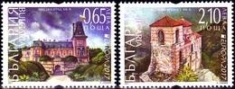 Europa Cept - 2017 - Bulgaria, Bulgarien - (Castles) ** MNH - 2017